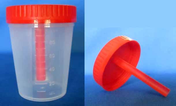 Envases para recogida de heces